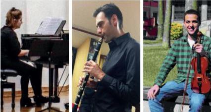 """Bertan  behera  geratu  da  larunbatean,  azaroaren  21an,  Bastero  Kulturgunean  ospatzekoa  zen  """"Mozart-Bruch  Connection""""  kontzertua"""