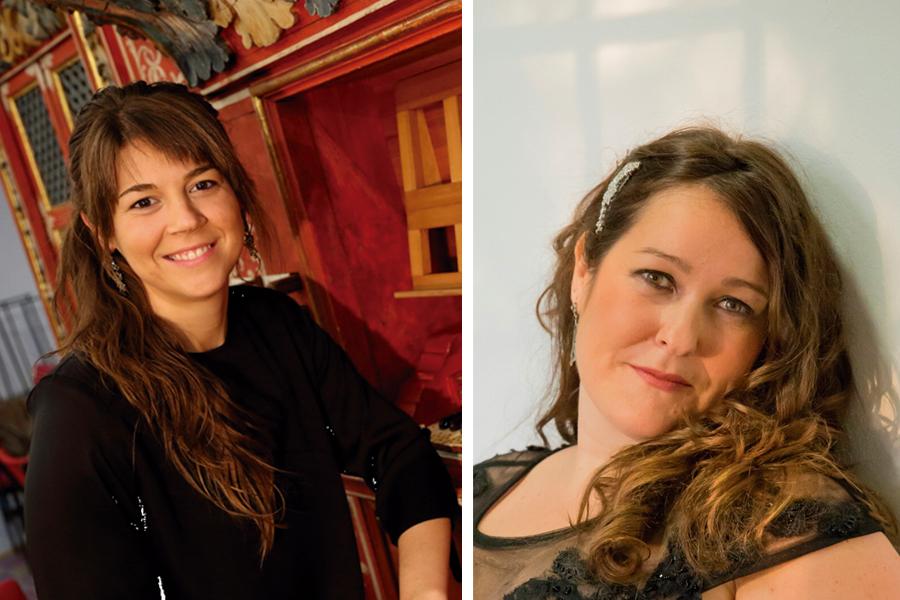 Concierto de órgano y soprano el 12 de diciembre a las 12:00 en la iglesia San Martin de Tours