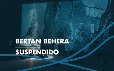 """Bertan  behera  geratu  da  """"De  Gernika  a  New    york  pasando  por  Berlin""""  antzerkia"""