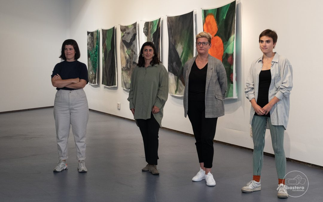 La exposición 'FORMAL FORMAL' sumergirá a las y los andoaindarras en los procesos creativos del arte contemporáneo